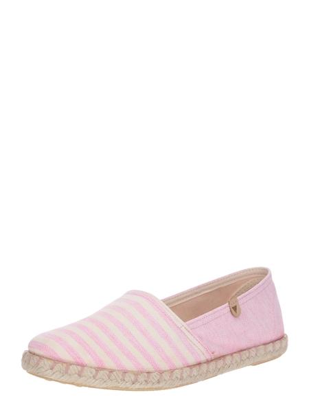 Slipper für Frauen - VERBENAS Espadrilles 'CALPE CLOE' beige rosa  - Onlineshop ABOUT YOU