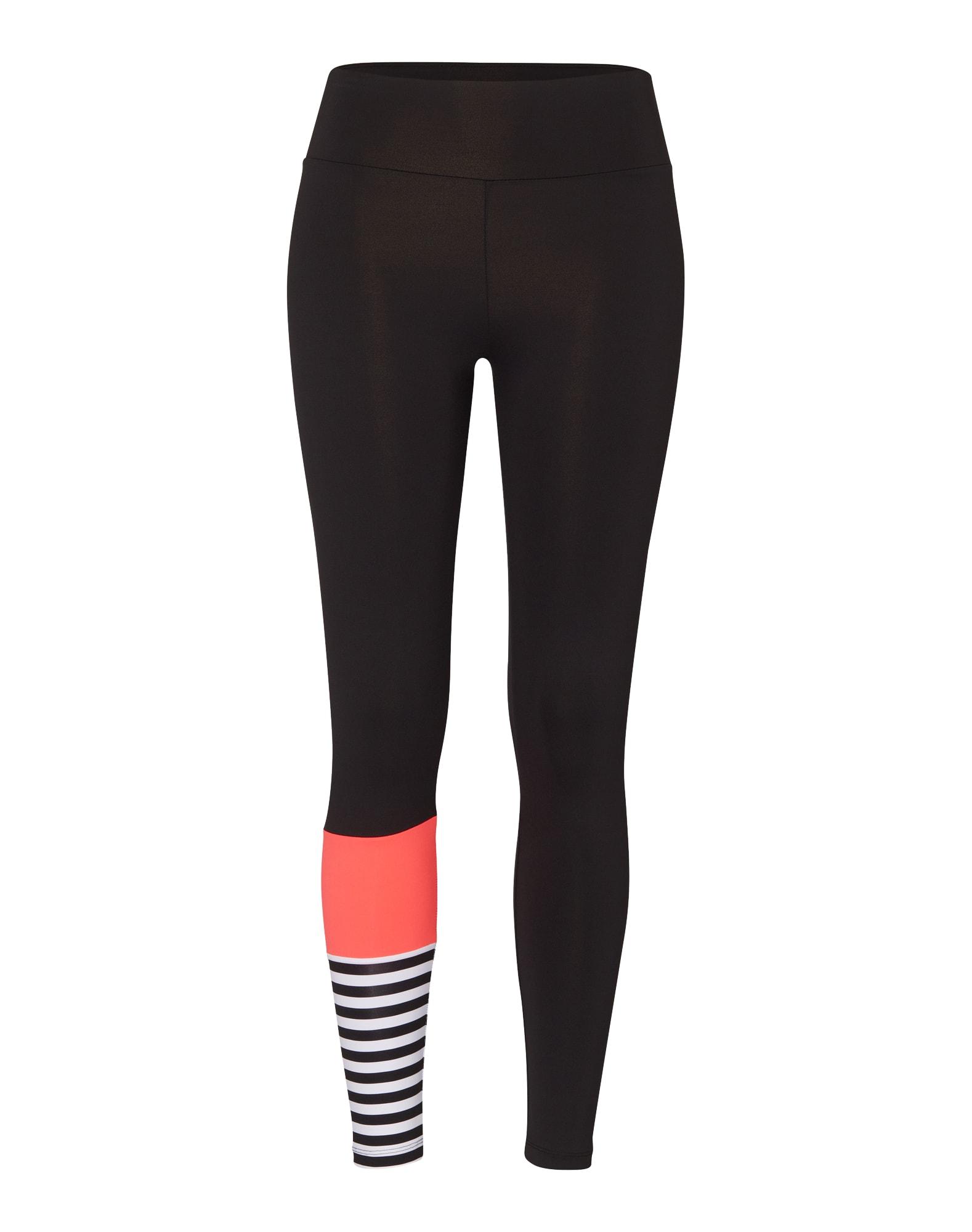 Sportovní kalhoty pink černá Hey Honey