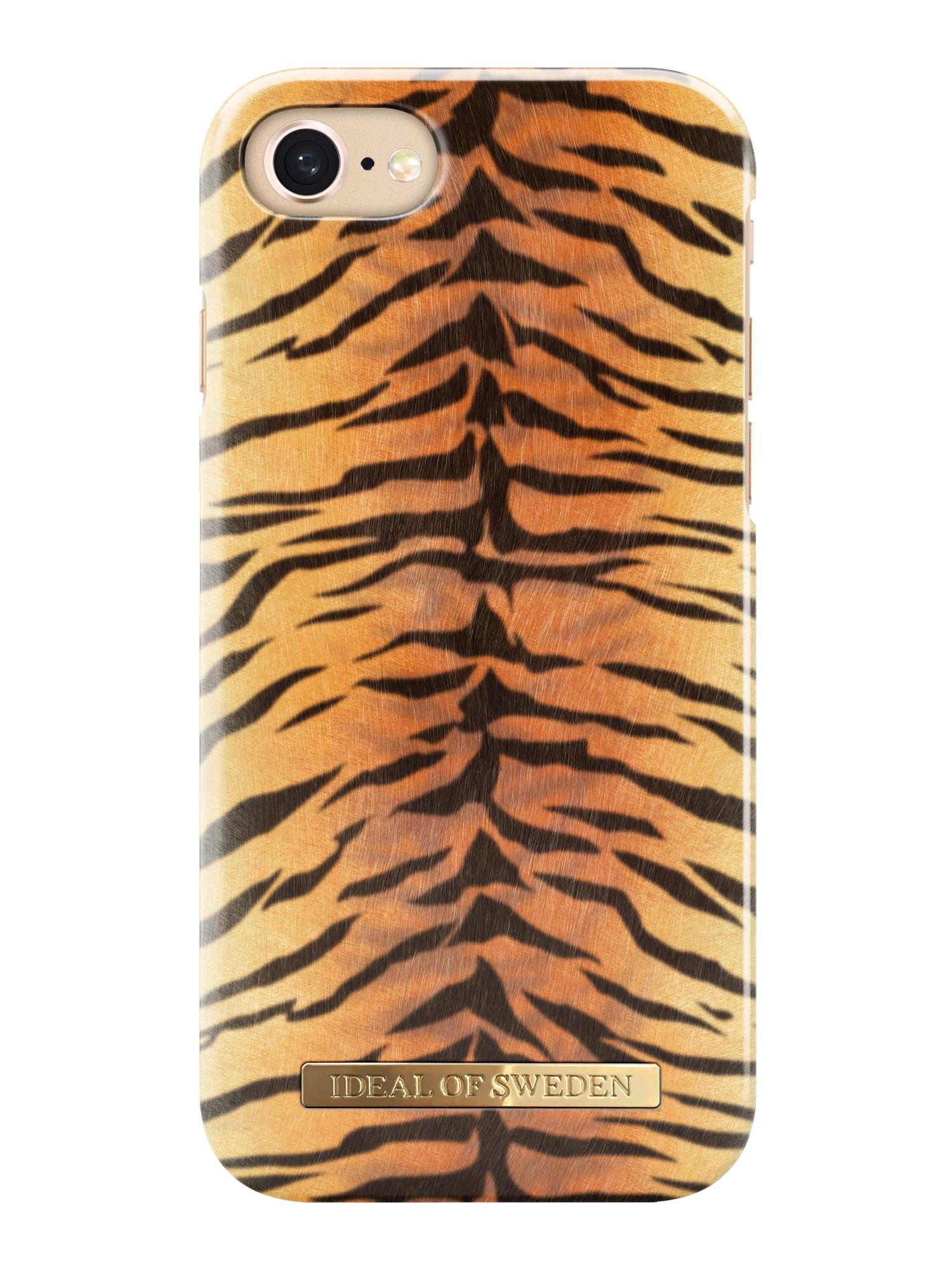 iDeal of Sweden Išmaniojo telefono dėklas 'Fashion Case' oranžinė / juoda