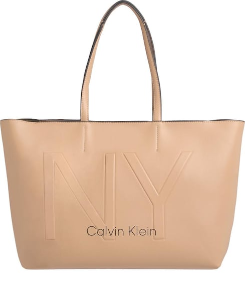 Shopper - Shopper › Calvin Klein › sand  - Onlineshop ABOUT YOU