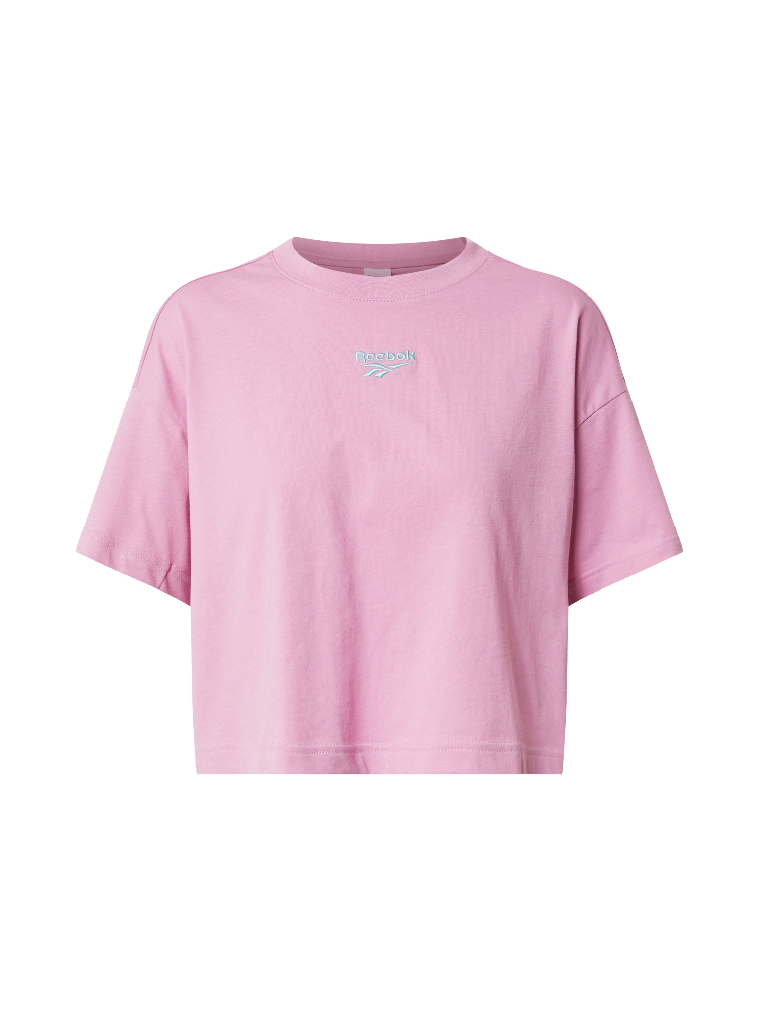 Reebok Classic Marškinėliai rožių spalva
