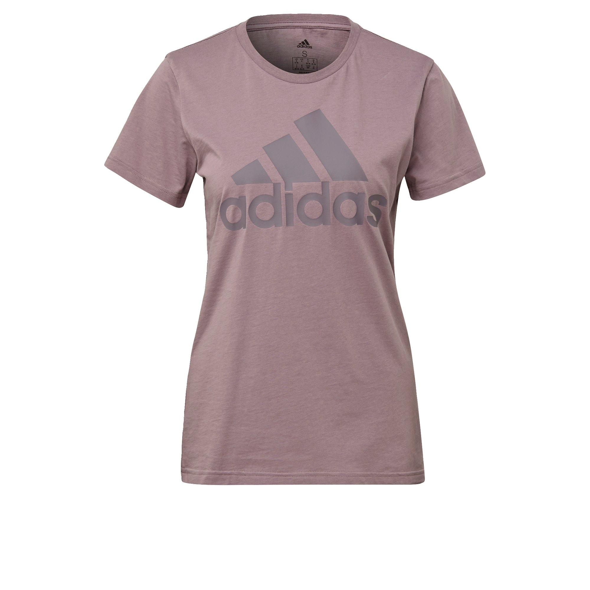 ADIDAS PERFORMANCE Sportiniai marškinėliai alyvinė spalva