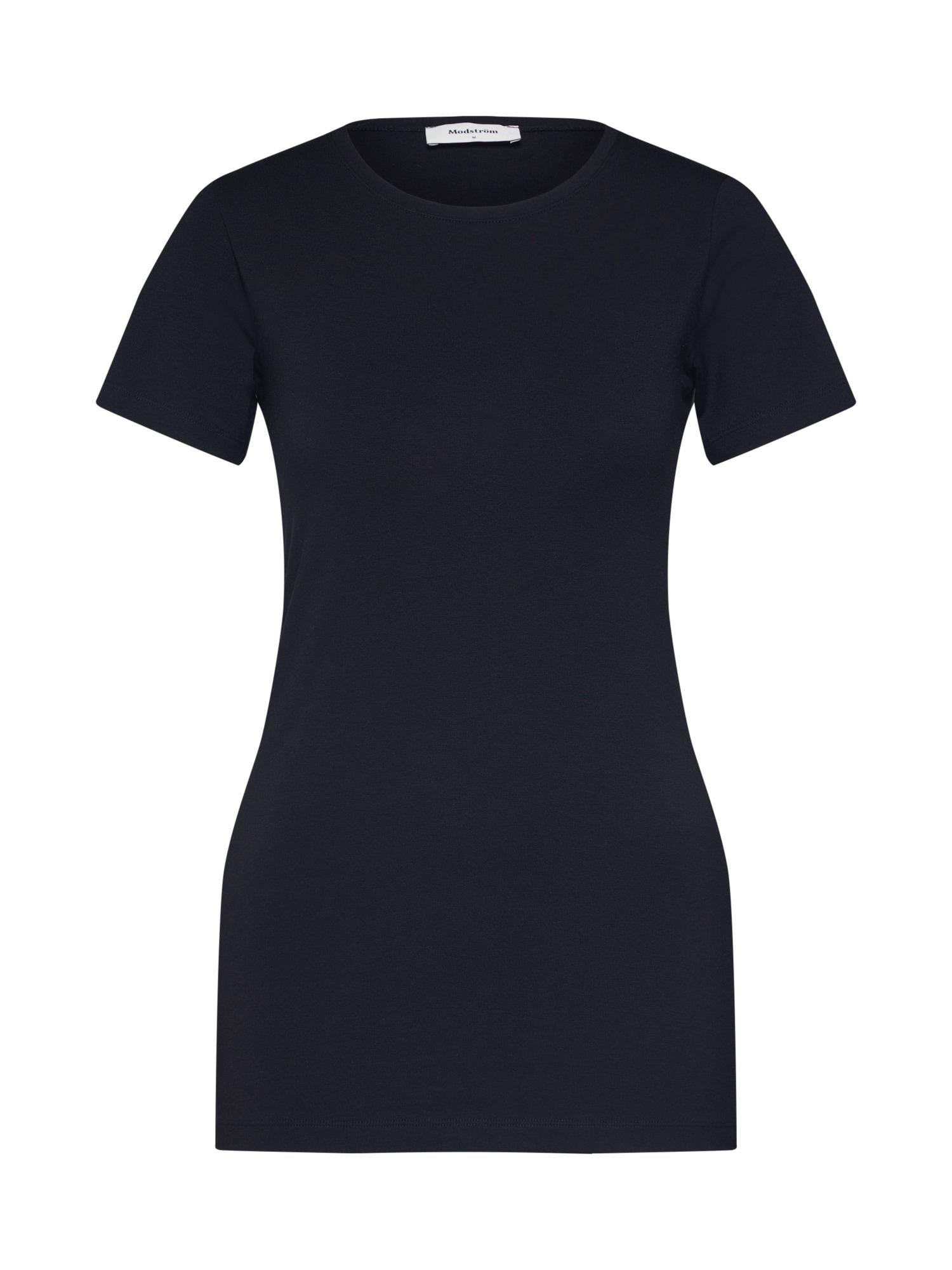 modström Marškinėliai juoda