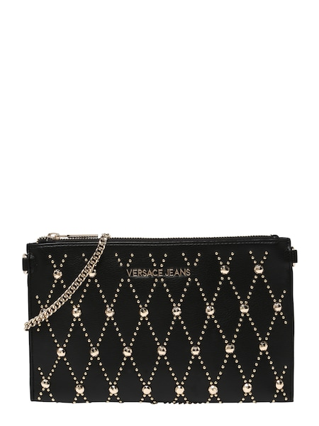 Clutches für Frauen - Versace Jeans Clutch 'VTBPE1' schwarz  - Onlineshop ABOUT YOU