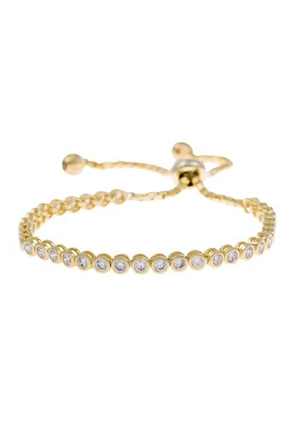 Armbaender für Frauen - FIRETTI Armschmuck Armband mit Zirkonia gold  - Onlineshop ABOUT YOU