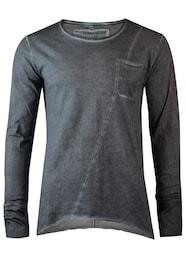 trueprodigy Herren Shirt Steady grau | 04057124018967