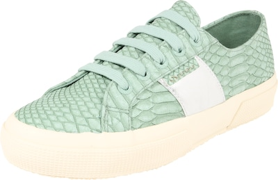 SUPERGA Sneakers 'Pusnakew' mit Animal-Optik