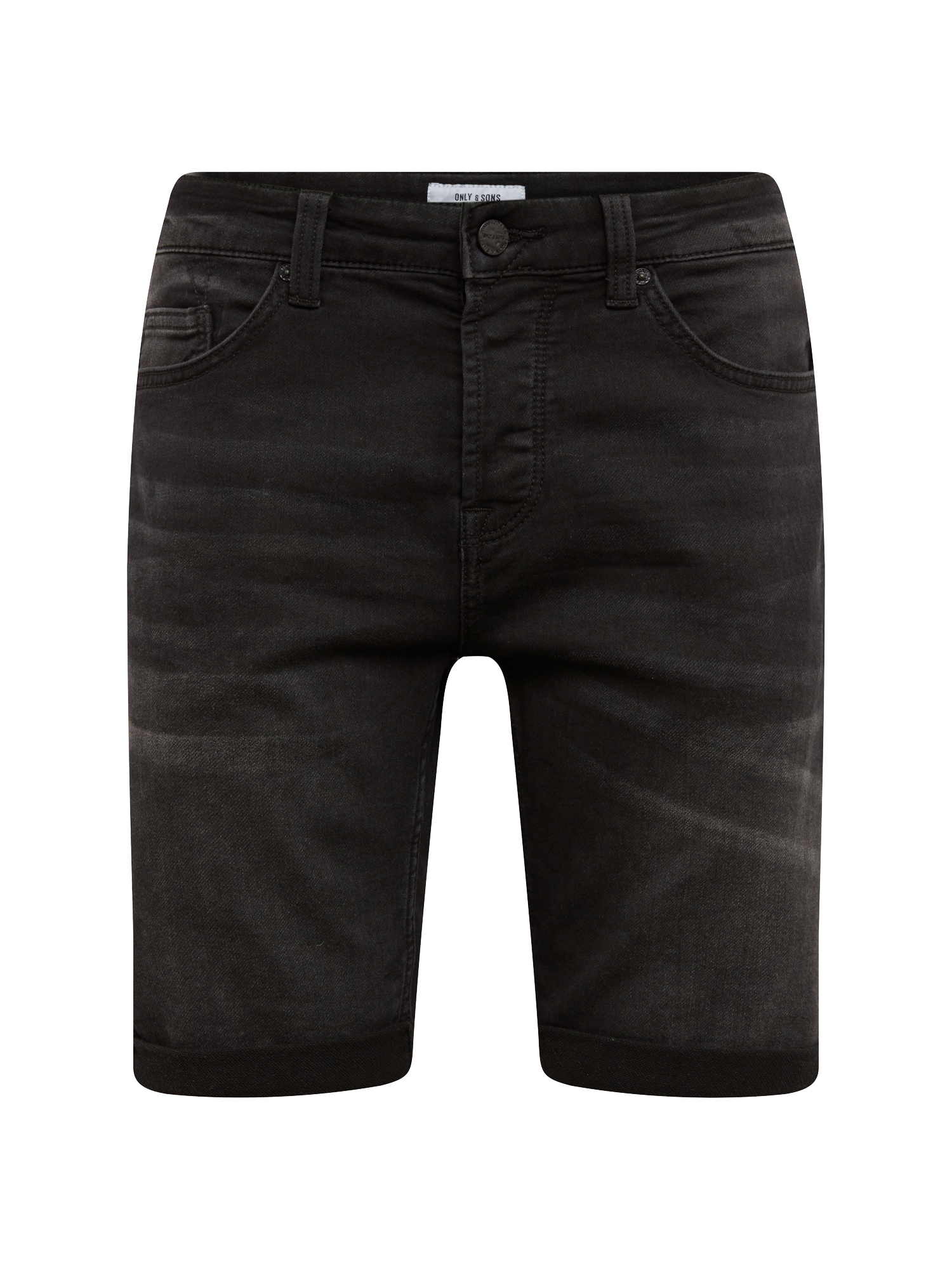 Only & Sons Džinsai 'onsPLY' juodo džinso spalva