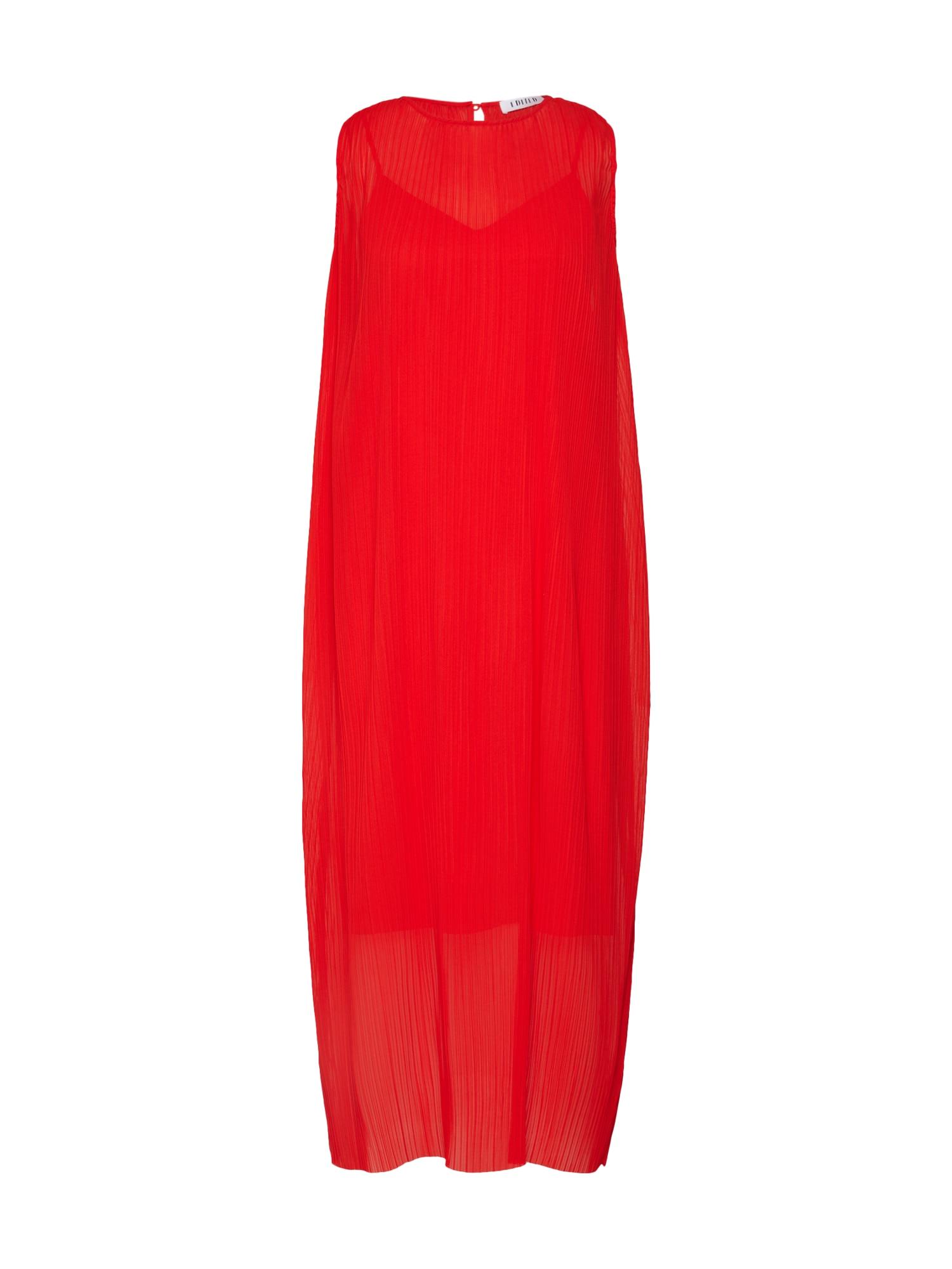 EDITED Vasarinė suknelė 'Enzo' raudona