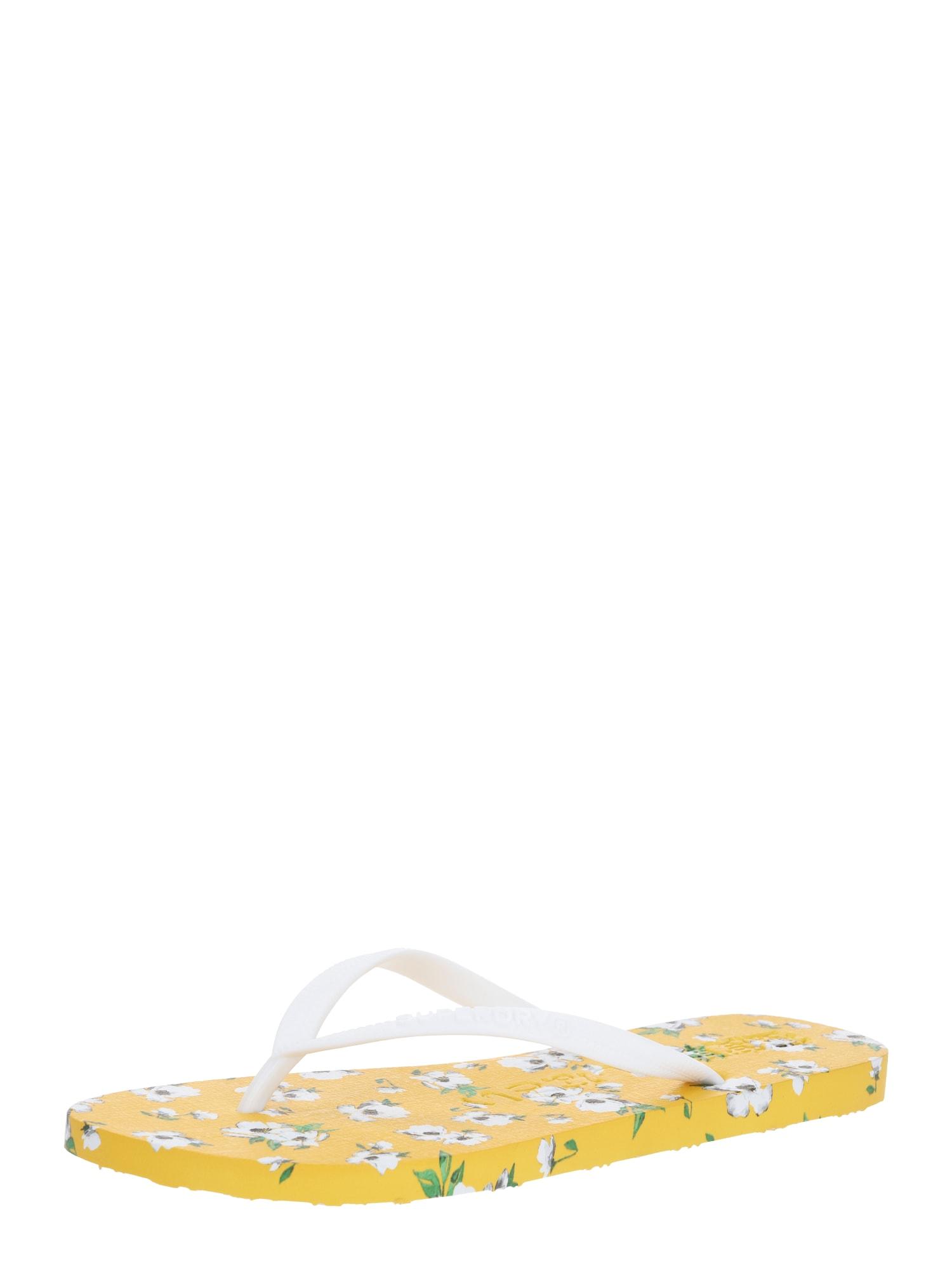 Superdry Flip-flops  galben