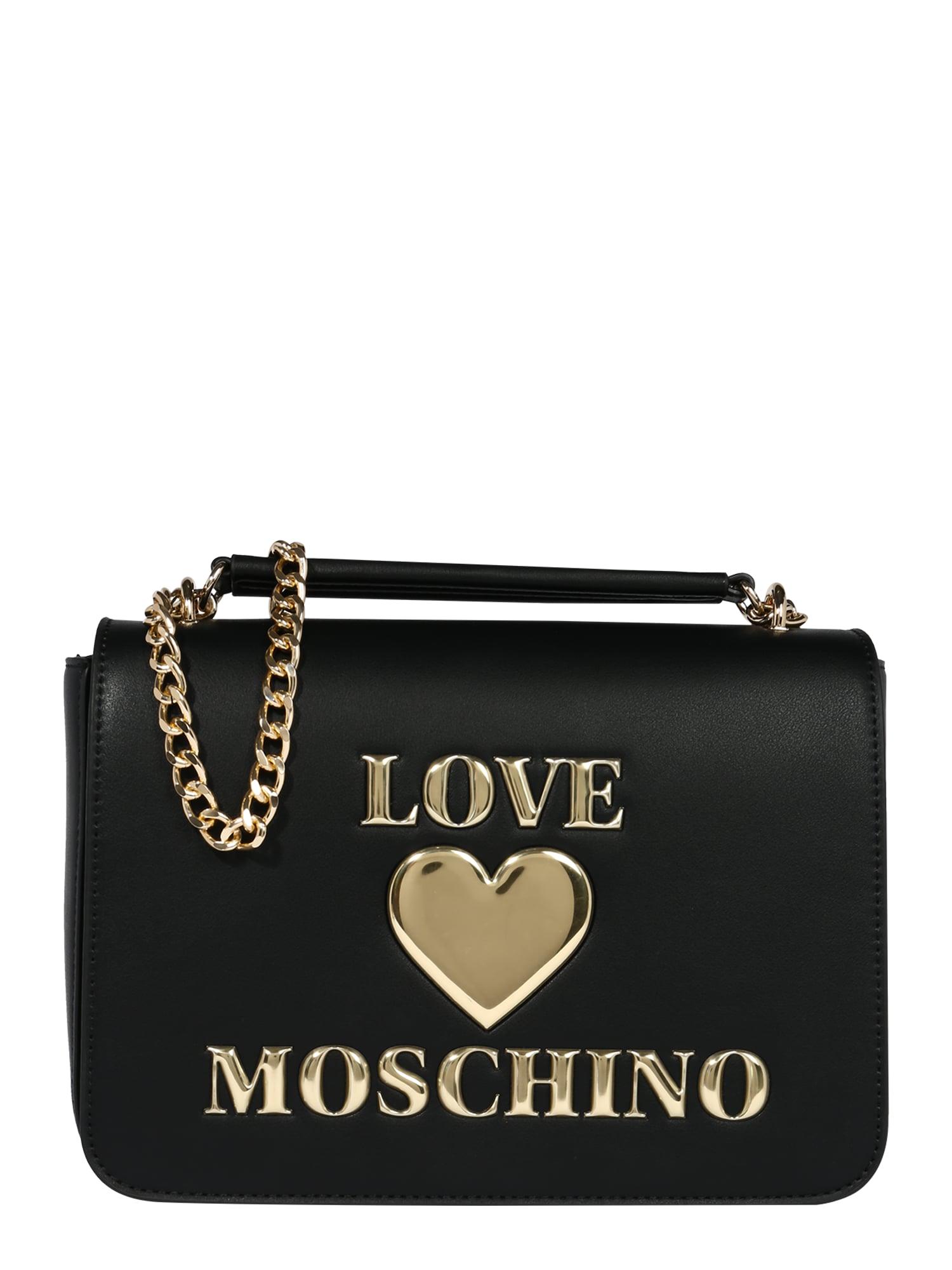 Love Moschino Torba na ramię 'Borsa'  czarny