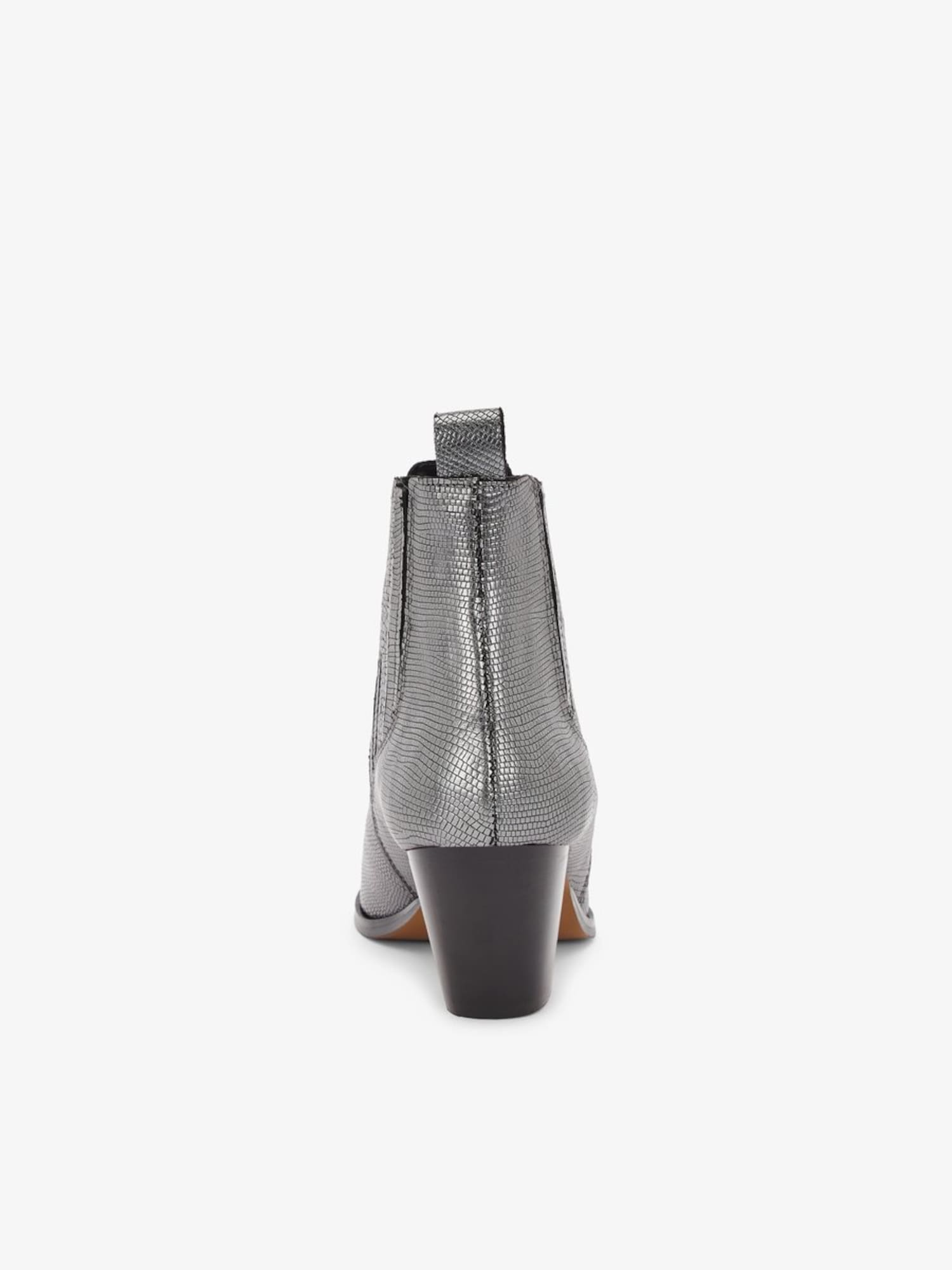 Bianco, Damen Chelsea boots ALMA, grijs