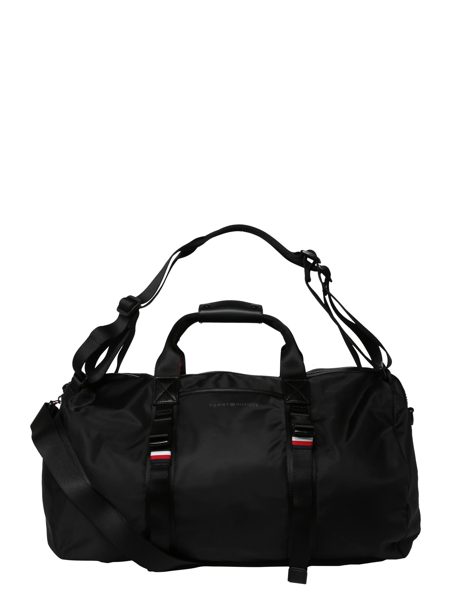Cestovní taška černá TOMMY HILFIGER
