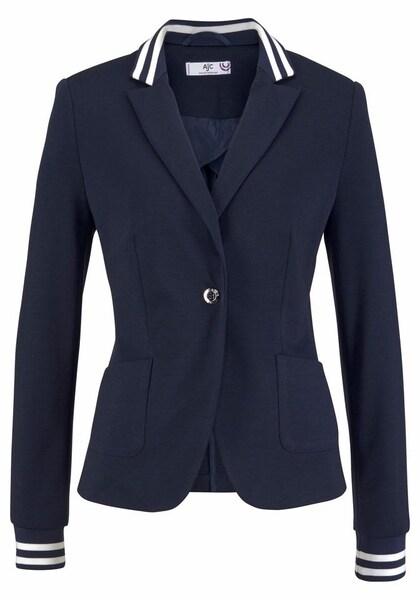 Jacken für Frauen - AJC Kurzblazer marine  - Onlineshop ABOUT YOU