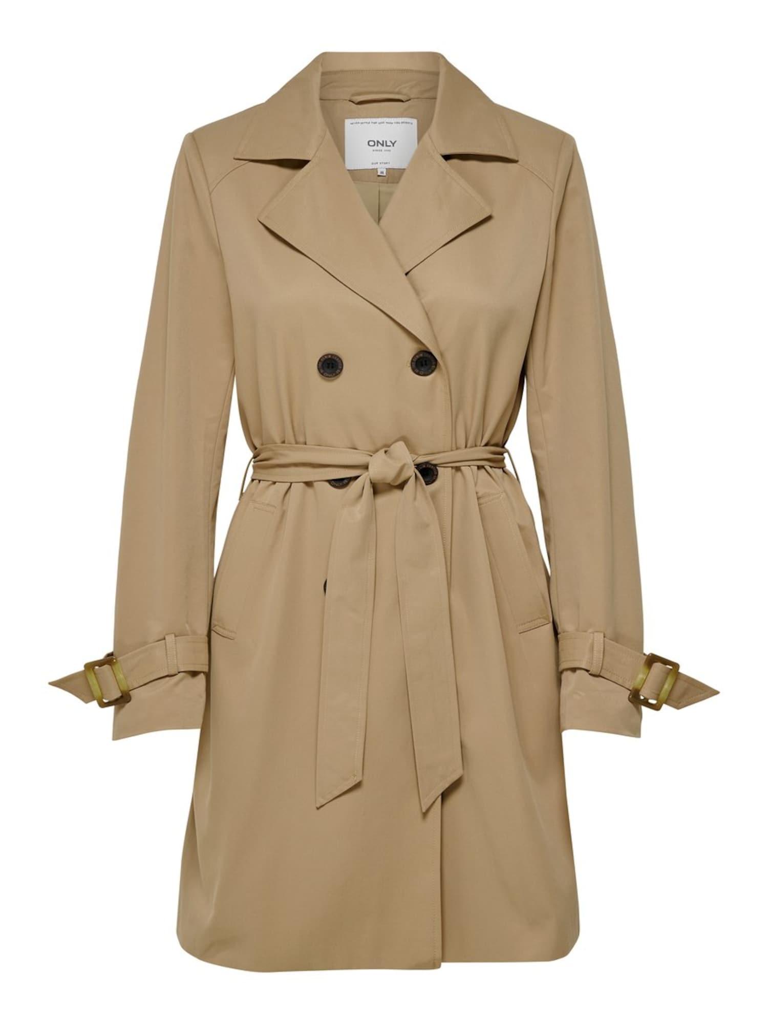 ONLY Rudeninis-žieminis paltas smėlio