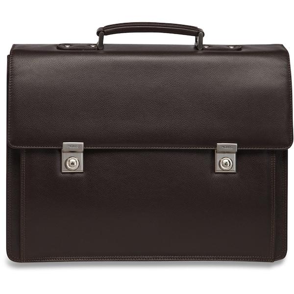Businesstaschen für Frauen - Picard Aberdeen Aktentasche Leder 42 cm Laptopfach dunkelbraun  - Onlineshop ABOUT YOU