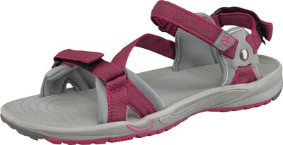 JACK WOLFSKIN Outdoorsandale 'Lakewood Ride Sandal W'
