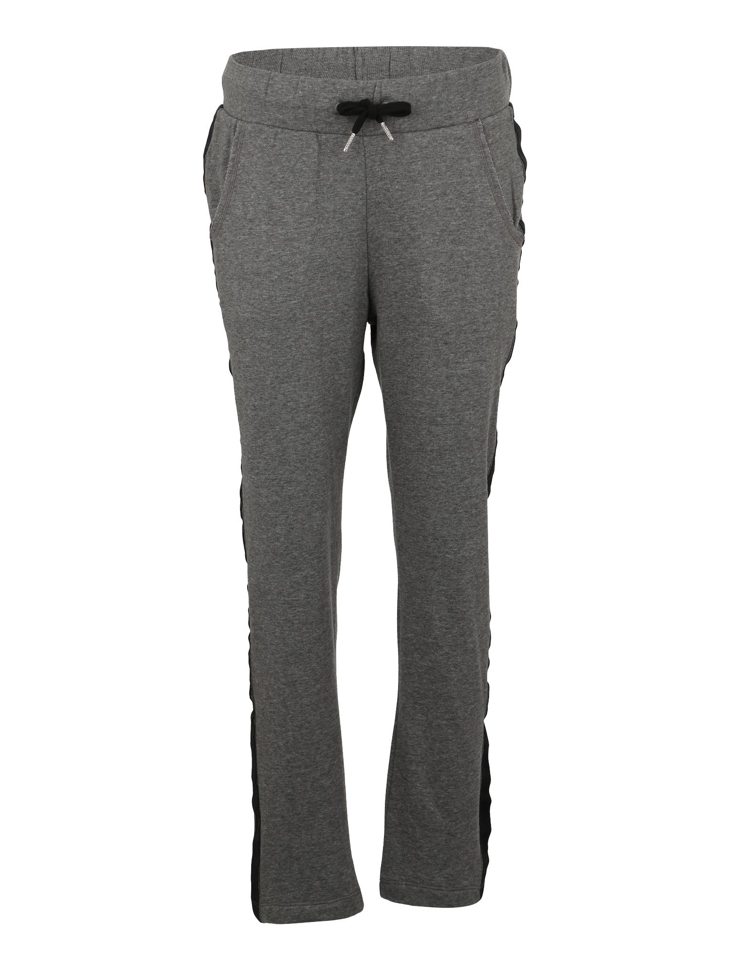 Sportovní kalhoty tmavě šedá ESPRIT SPORTS