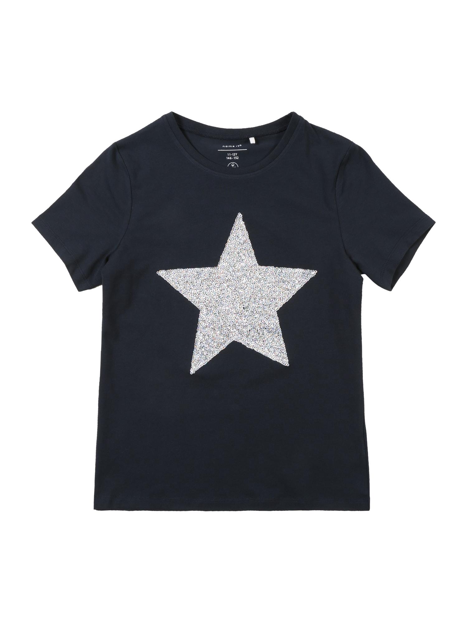 Tričko NKFHASTAR námořnická modř NAME IT