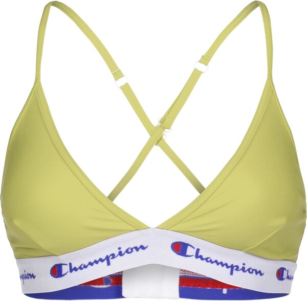 Bademode - Bikinitop › Champion Authentic Athletic Apparel › gelb royalblau rot  - Onlineshop ABOUT YOU