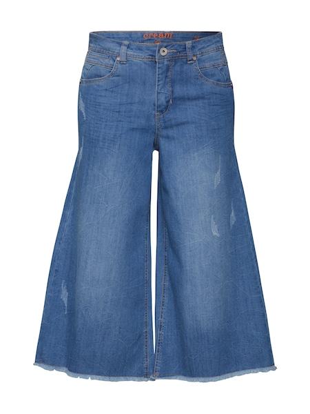 Hosen - Jeans 'Samina' › Cream › blue denim hellblau  - Onlineshop ABOUT YOU