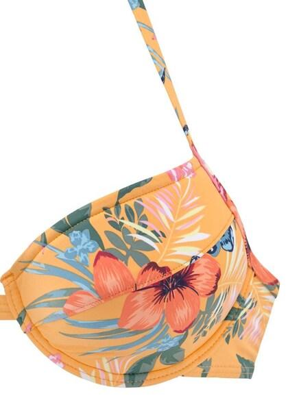 Bademode - Bikinitop 'Maui' › Bench › mischfarben gelb  - Onlineshop ABOUT YOU