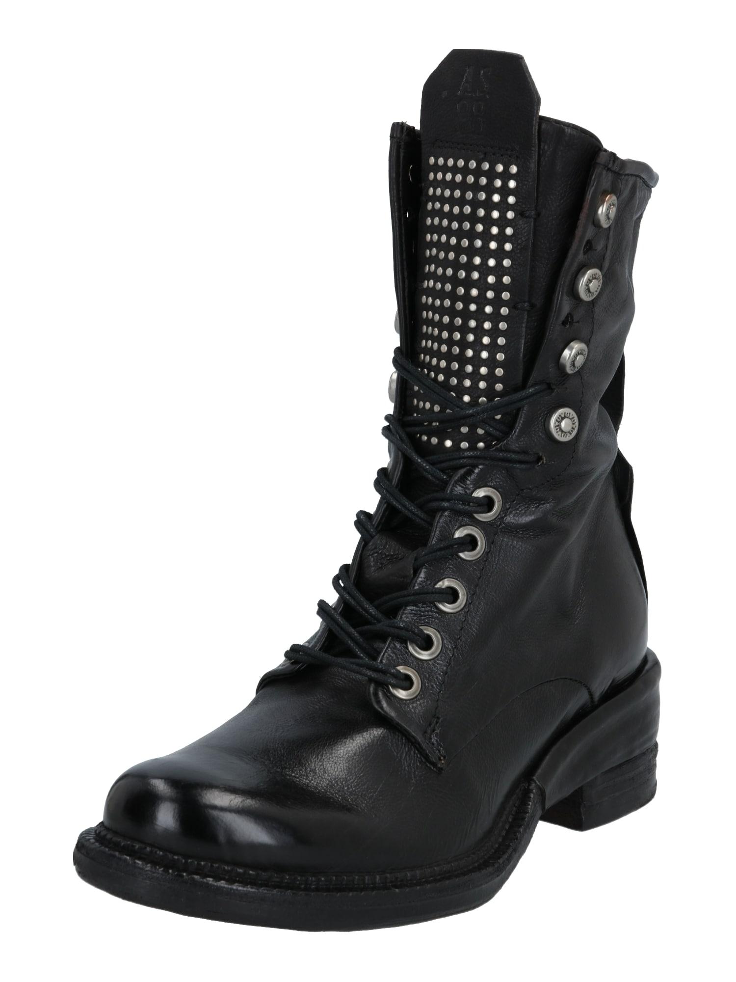 A.S.98 Suvarstomieji kulkšnis dengiantys batai