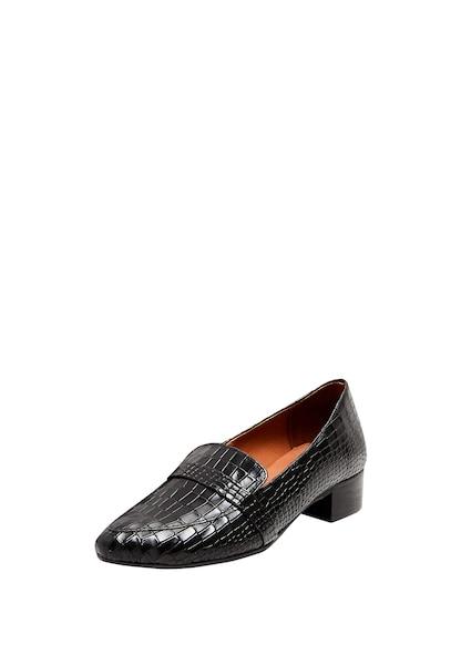 Slipper für Frauen - Loafer › Usha › schwarz  - Onlineshop ABOUT YOU