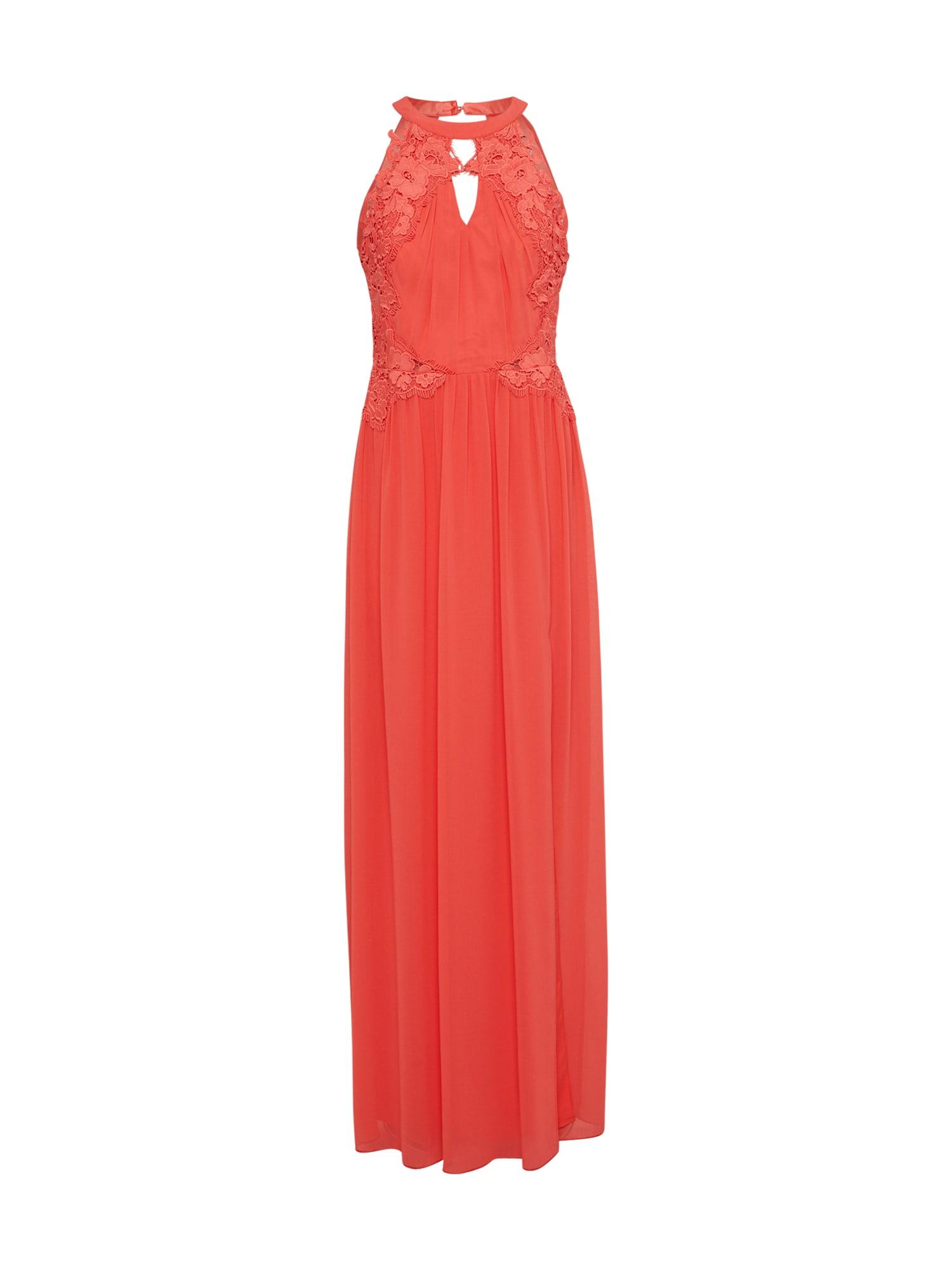 Společenské šaty korálová Lipsy