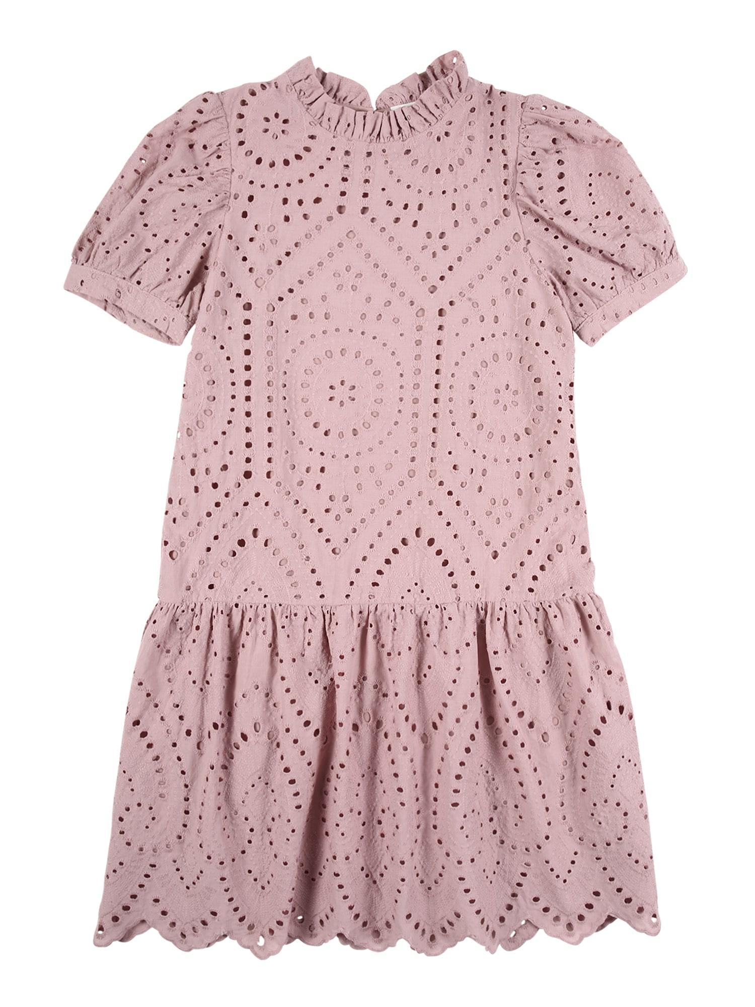 NAME IT Suknelė 'Denisa' ryškiai rožinė spalva
