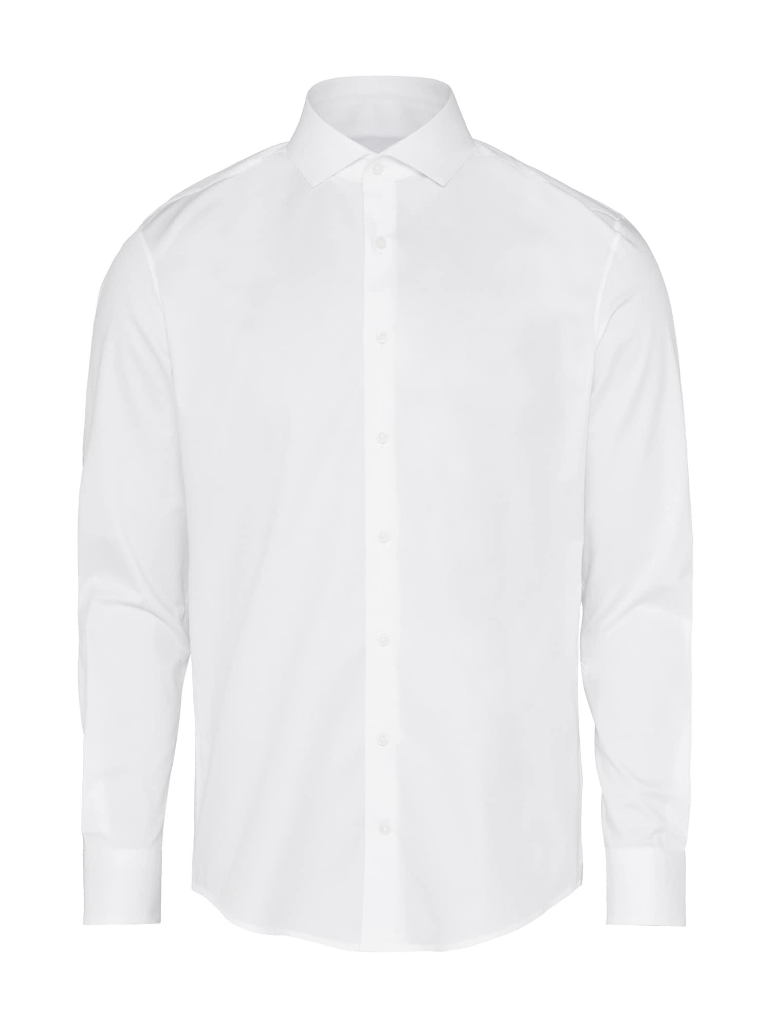 DRYKORN Biznis košeľa 'ELIAS'  biela