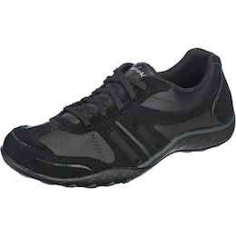 Skechers Damen Sneaker Breathe-Easy Modern Day schwarz | 00190211270573