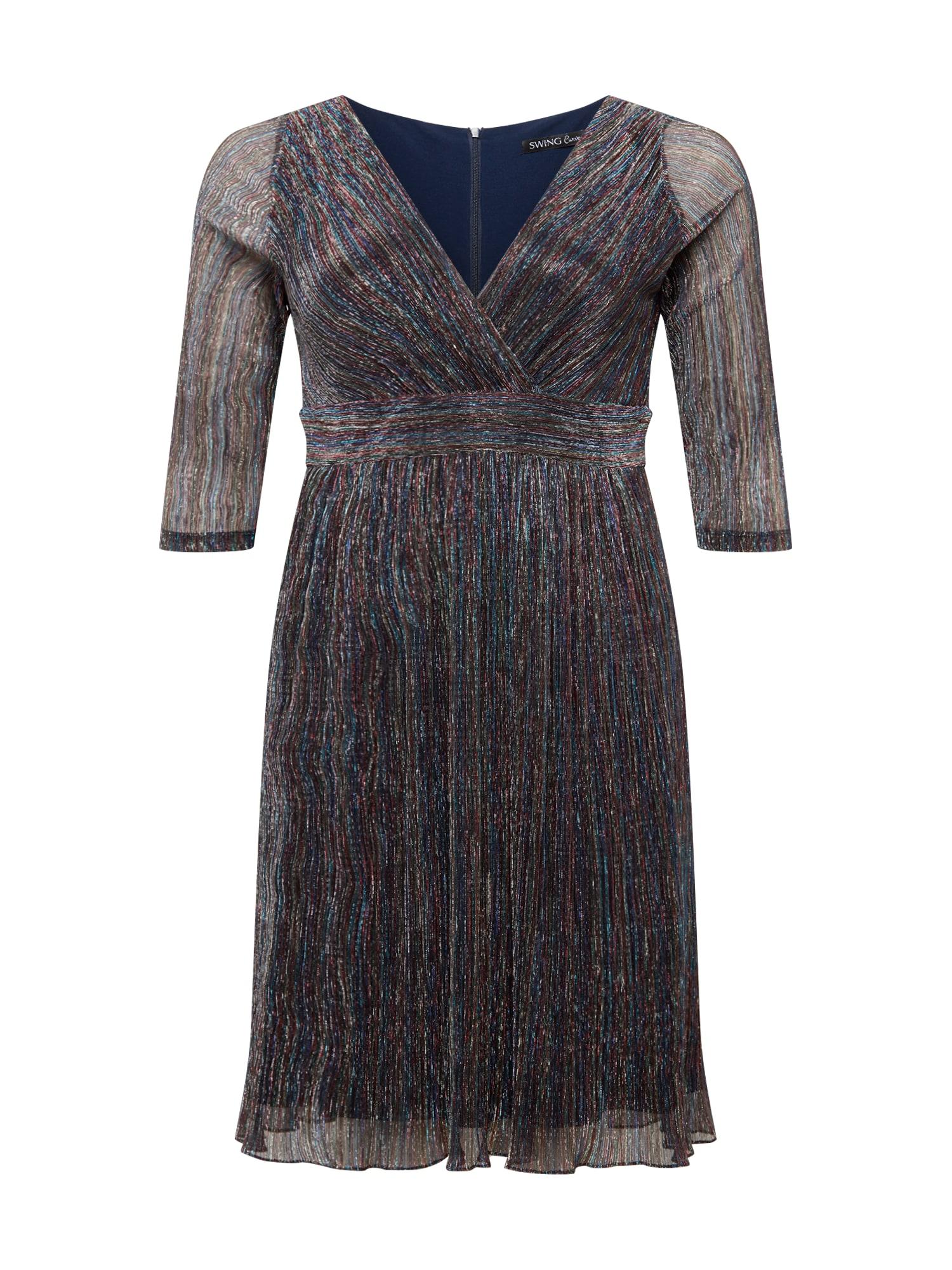 SWING Curve Kokteilinė suknelė