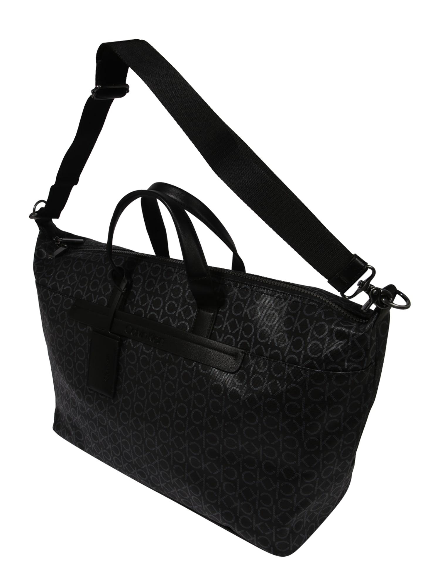 Calvin Klein Savaitgalio krepšys juoda