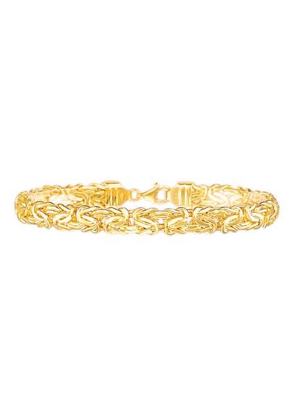 Armbaender für Frauen - FIRETTI Armschmuck Armband in Königskettengliederung gold  - Onlineshop ABOUT YOU