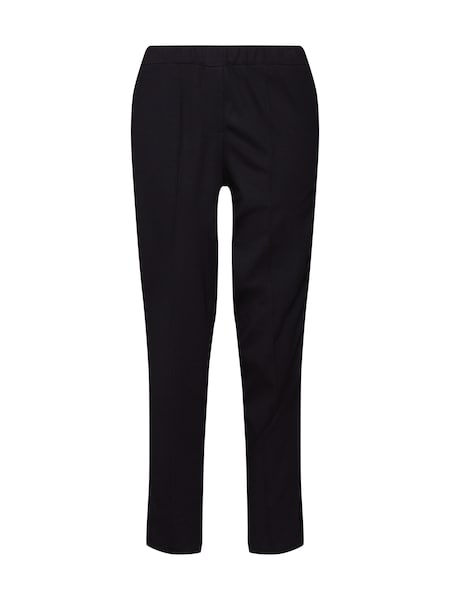 Hosen - 'Pants with Velvetdetail' › Re.draft › schwarz  - Onlineshop ABOUT YOU