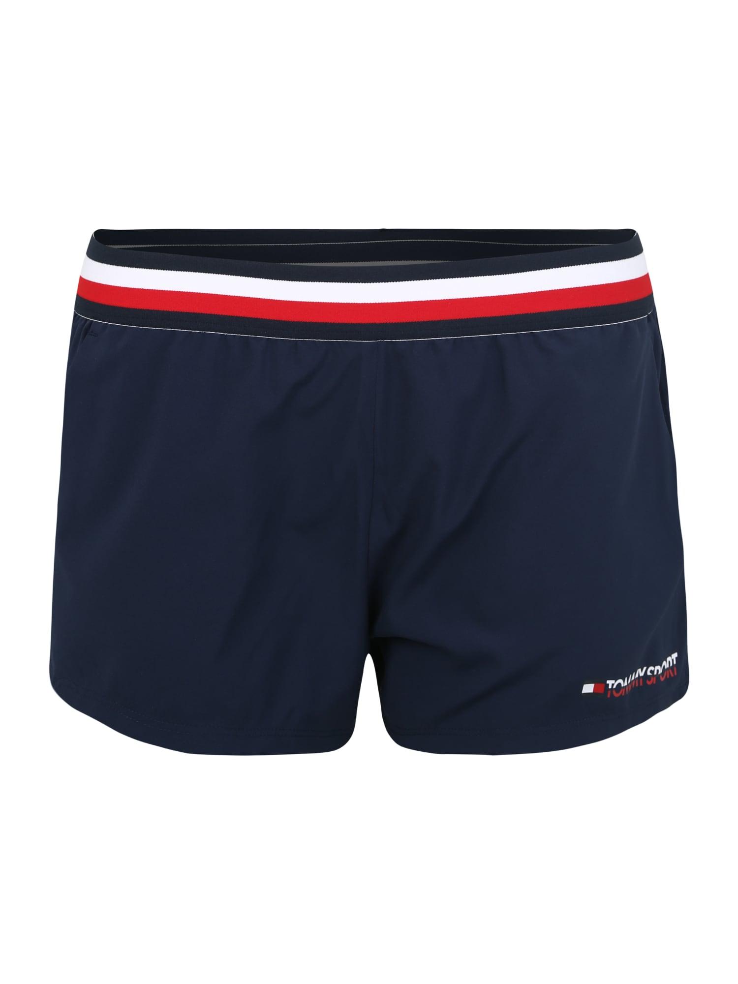Sportovní kalhoty námořnická modř červená bílá Tommy Sport