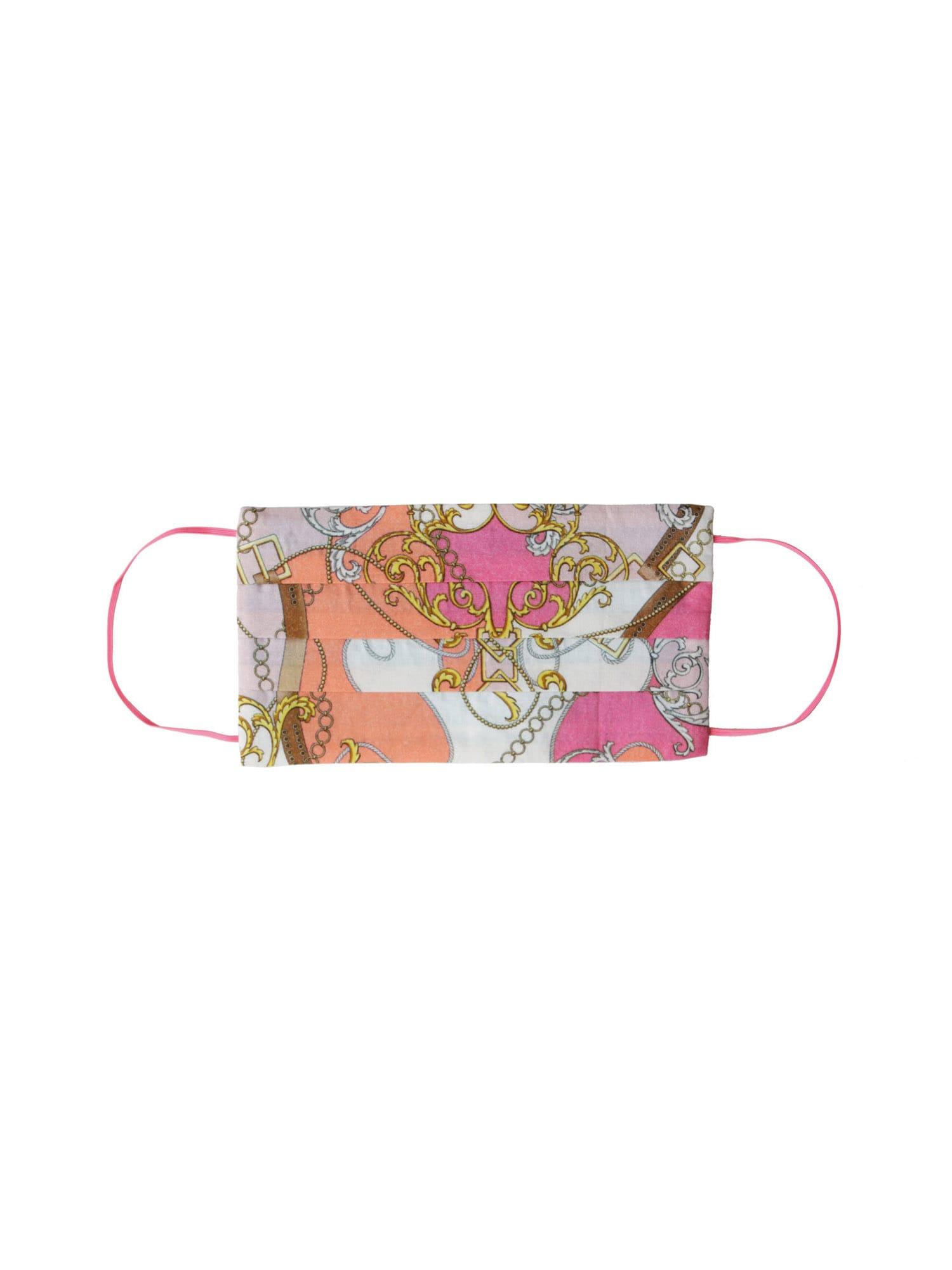 CODELLO Szövetmaszk 'Cover Up'  rózsaszín / vegyes színek