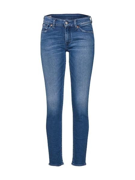 Hosen für Frauen - Jeans 'Juno' › Kings Of Indigo › blau  - Onlineshop ABOUT YOU
