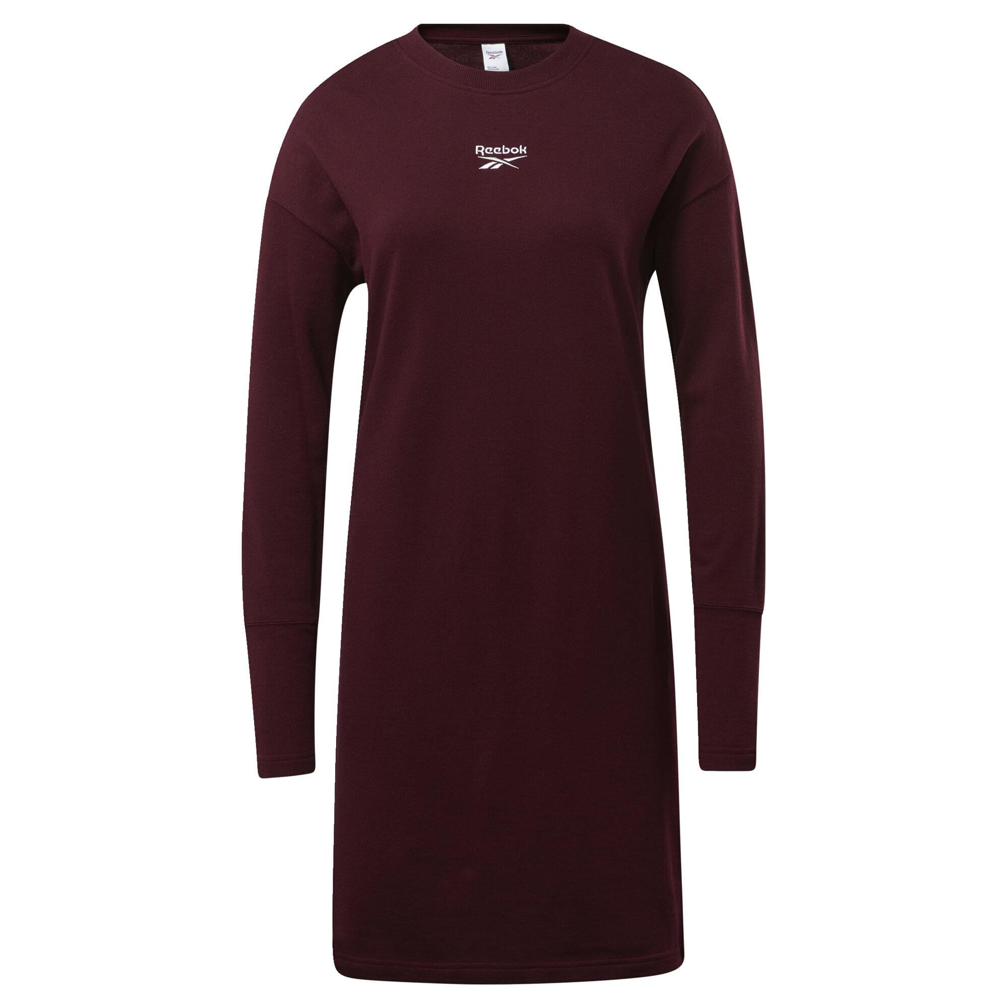 Reebok Classic Šaty  biela / vínovo červená