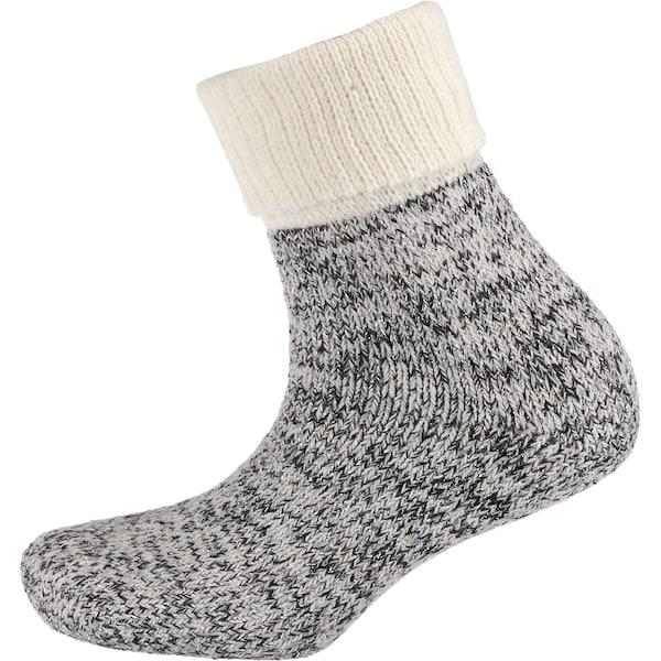 Socken für Frauen - TOM TAILOR Socken grau  - Onlineshop ABOUT YOU