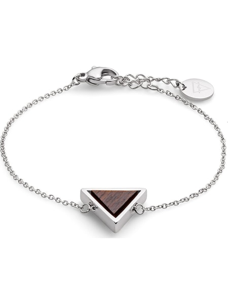 Armbaender - Armband › Kerbholz › braun silber  - Onlineshop ABOUT YOU