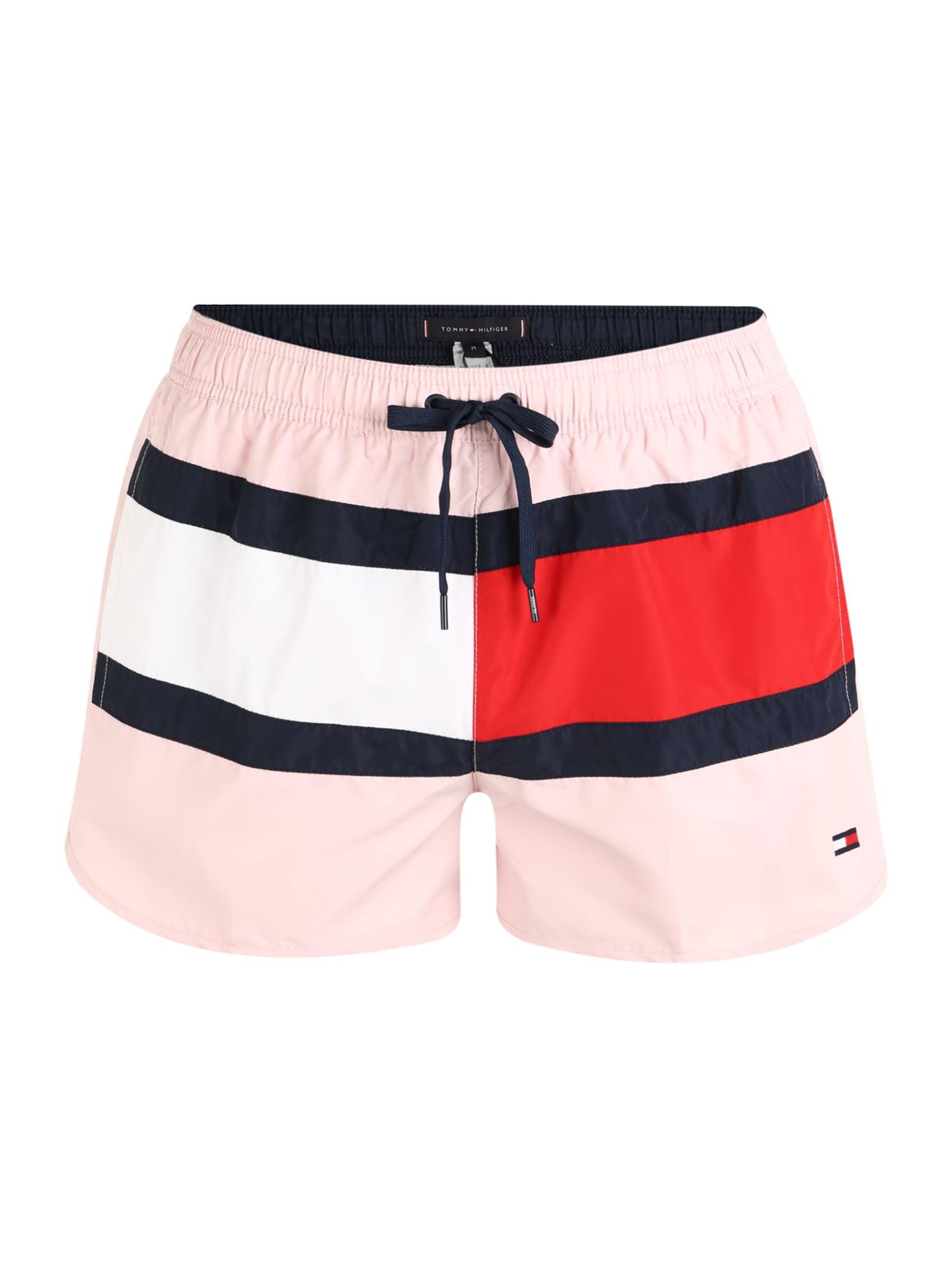 Tommy Hilfiger Underwear Maudymosi trumpikės rožinė
