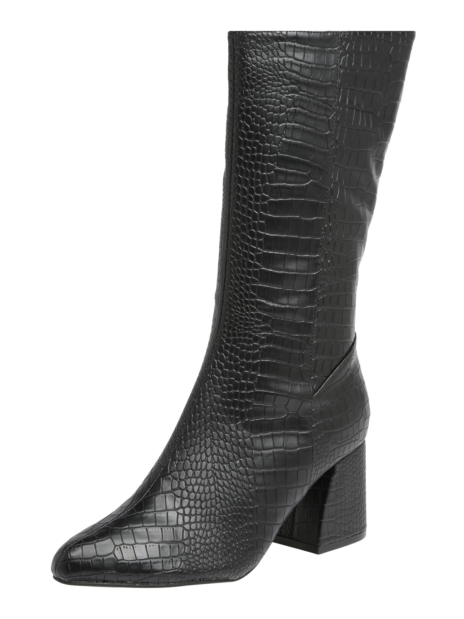 Bianco Auliniai batai su kulniuku 'BIACLEORA' juoda
