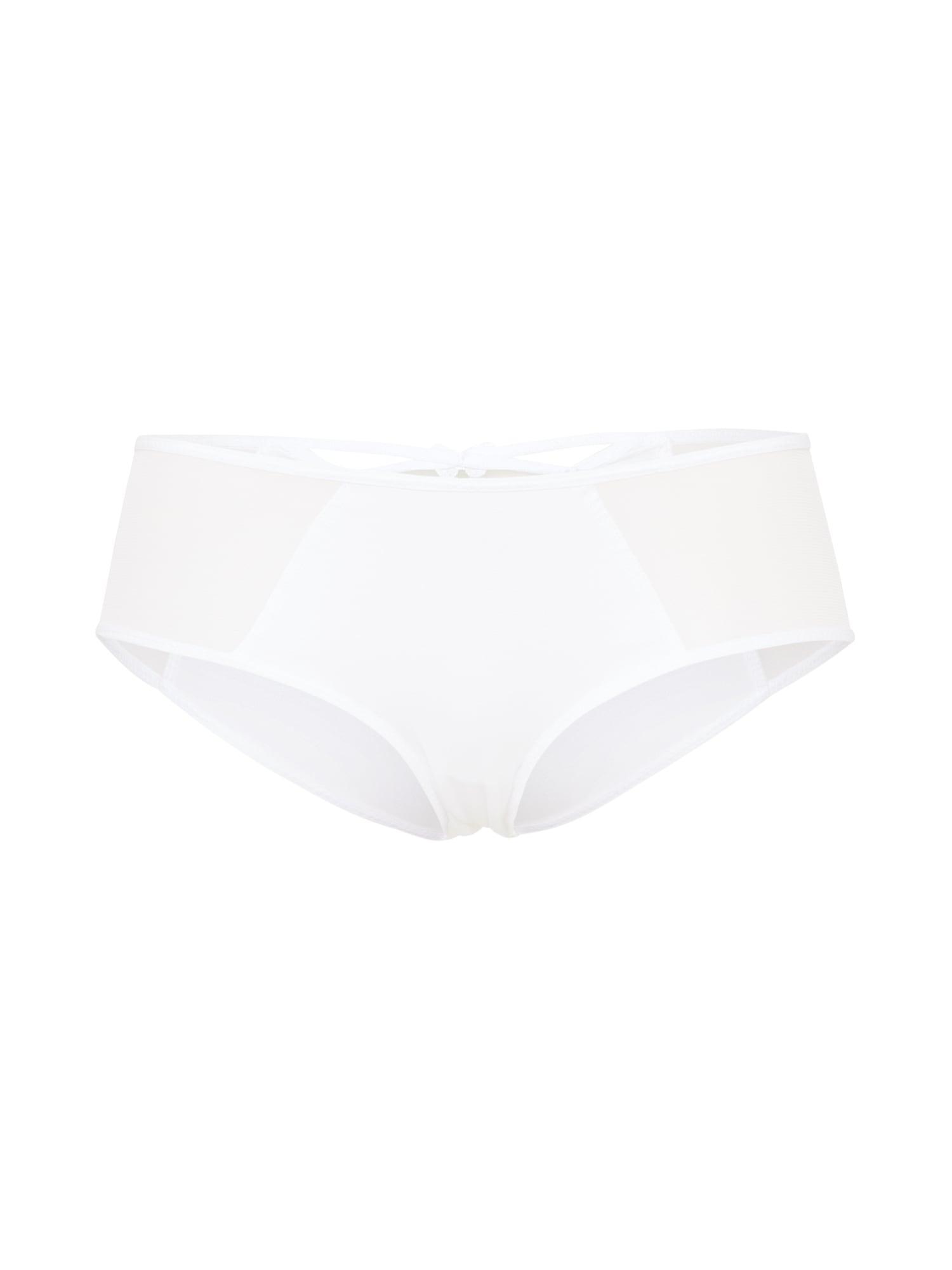 Kalhotky MISS JOY bílá PASSIONATA