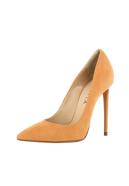 Pumps für Frauen - EVITA Pumps 'LISA' orange  - Onlineshop ABOUT YOU