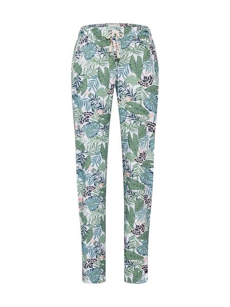 Hosen für Frauen - Iriedaily Hose 'Hula' grün  - Onlineshop ABOUT YOU