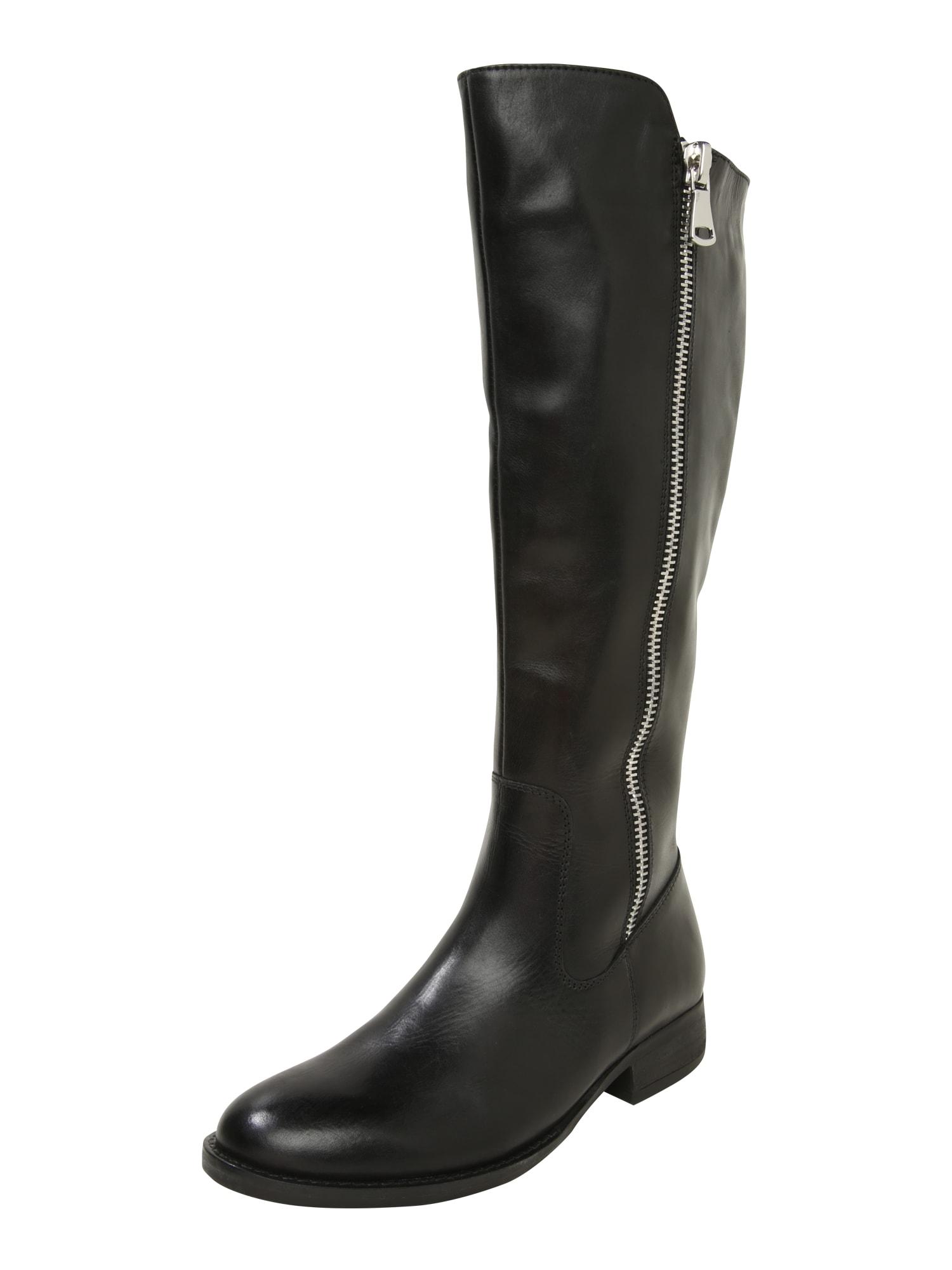 ABOUT YOU Auliniai batai su kulniuku 'Neele' juoda