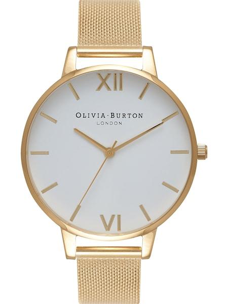 Uhren für Frauen - Uhr › Olivia Burton › gold  - Onlineshop ABOUT YOU