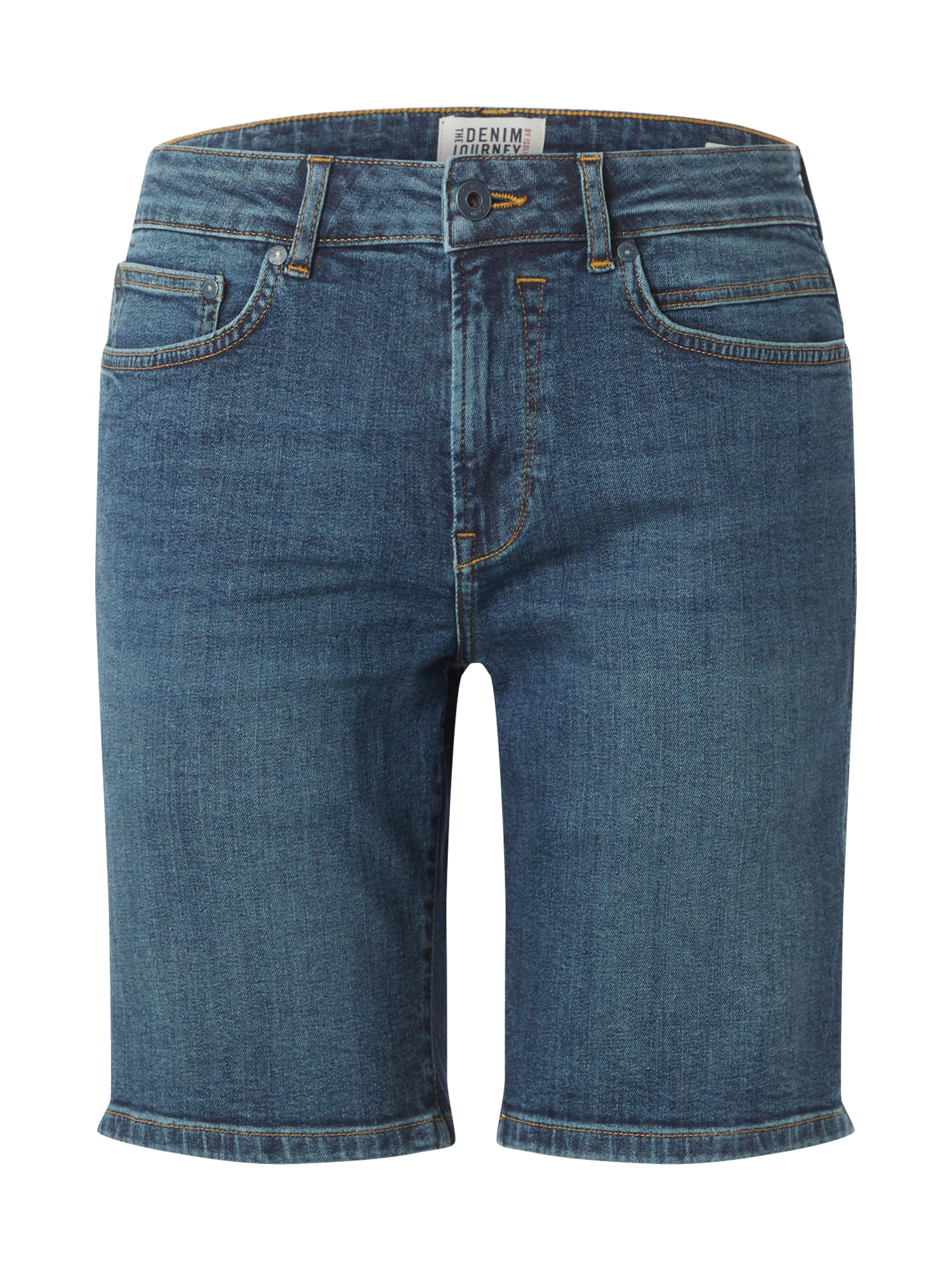!Solid Džinsai 'Ryder Blue275 Str' tamsiai (džinso) mėlyna